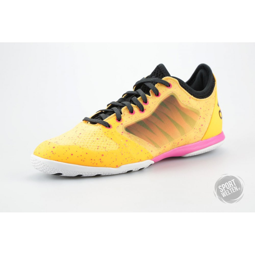adidas fussballschuhe halle x 15 1 ct versus gold pink. Black Bedroom Furniture Sets. Home Design Ideas