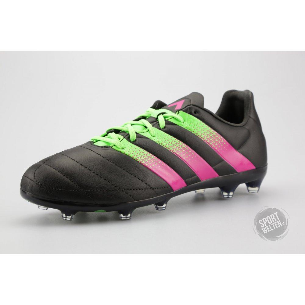 Adidas Ace 16.2 Schwarz