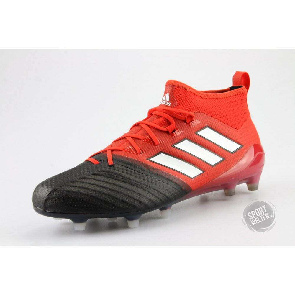 adidas fussballschuhe nocken ace 17 1 primeknit fg rot. Black Bedroom Furniture Sets. Home Design Ideas
