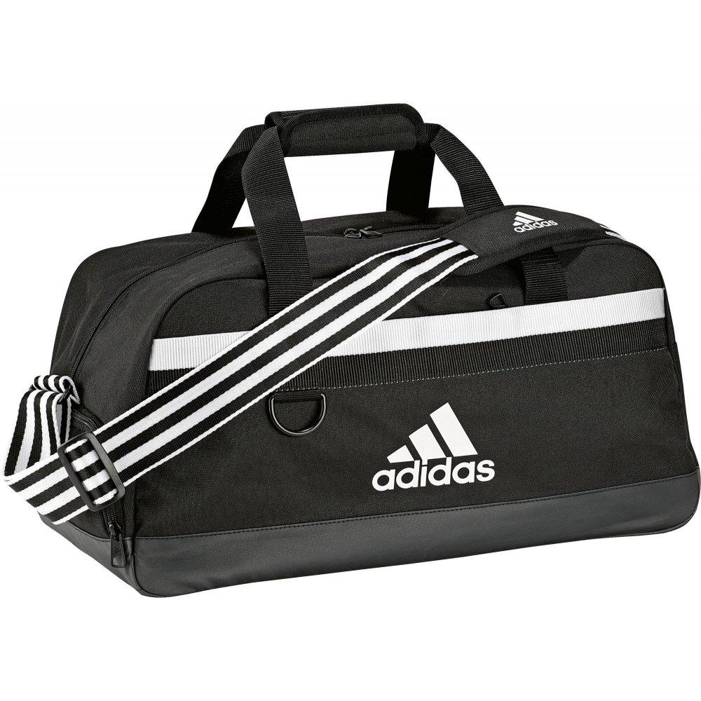 Adidas sporttasche tiro teambag small size   schwarz/weiss, 24,95 &eu