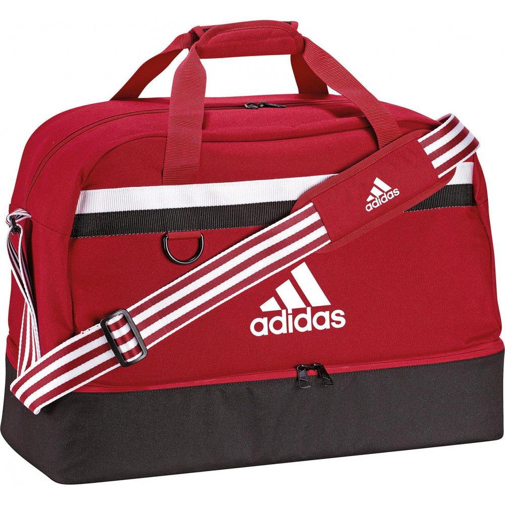 adidas sporttasche mit bodenfach tiro teambag medium size. Black Bedroom Furniture Sets. Home Design Ideas