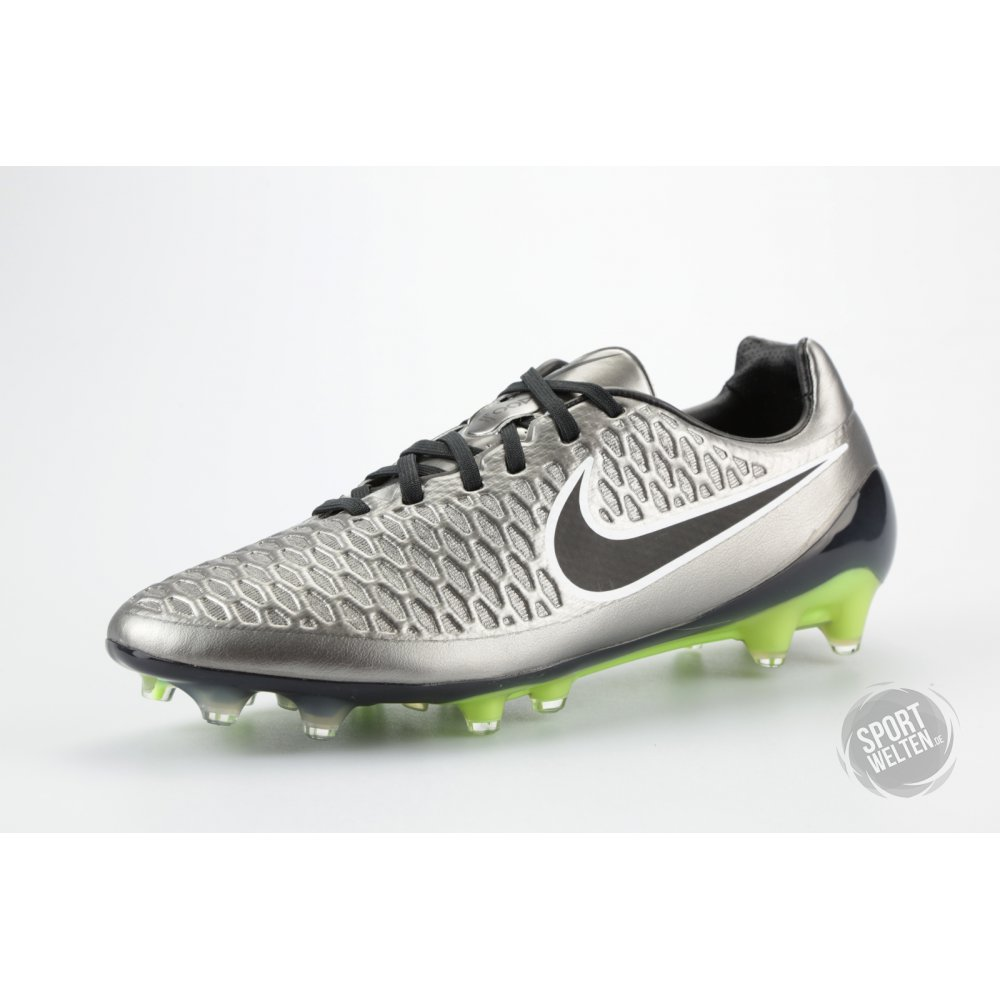 nike fussballschuhe nocken magista opus fg silber. Black Bedroom Furniture Sets. Home Design Ideas