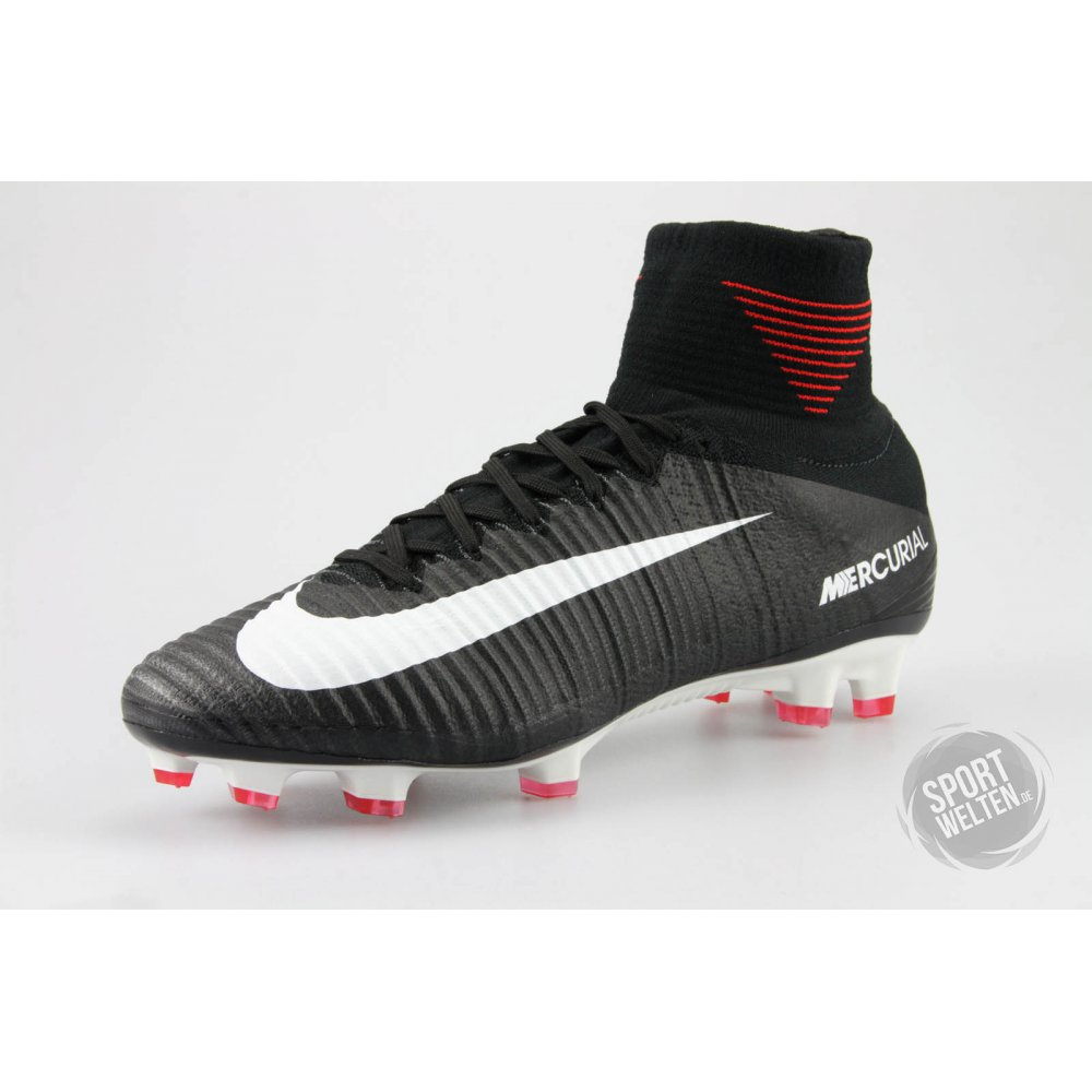 nike fussballschuhe nocken mercurial superfly v fg. Black Bedroom Furniture Sets. Home Design Ideas