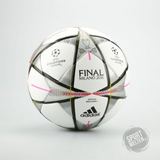 ADIDAS Spielball UEFA CHAMPIONS LEAGUE FINALE OMB 2016 -...