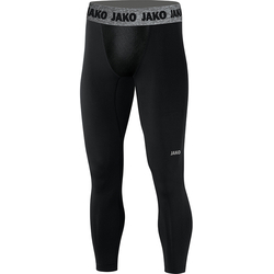 JAKO Long Thight COMPRESSION 2.0 - Schwarz