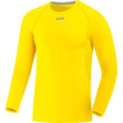 JAKO Funktions Longsleeve COMPRESSION 2.0 - Gelb M