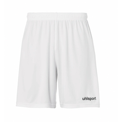 UHLSPORT Basic Shorts CENTER - Weiss
