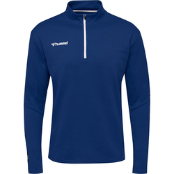 HUMMEL AUTHENTIC Half Zip Sweatshirt (inkl. Bedruckung) -...