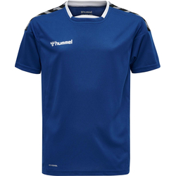 HUMMEL AUTHENTIC Poly Jersey (inkl. Bedruckung) - Blau