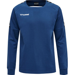 HUMMEL AUTHENTIC Training Sweat (inkl. Bedruckung) - Blau S