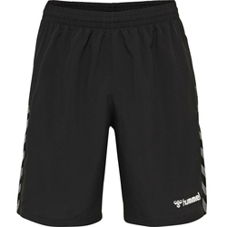 HUMMEL AUTHENTIC Training Short (inkl. Bedruckung) - Schwarz