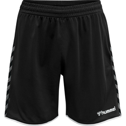 HUMMEL AUTHENTIC Poly Short - Schwarz S