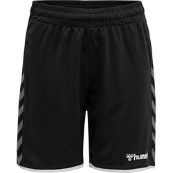 HUMMEL KINDER AUTHENTIC Poly Short - Schwarz