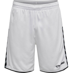 HUMMEL AUTHENTIC Poly Short - Weiss M