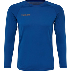 HUMMEL FIRST PERFORMANCE Funktions Jersey - Blau
