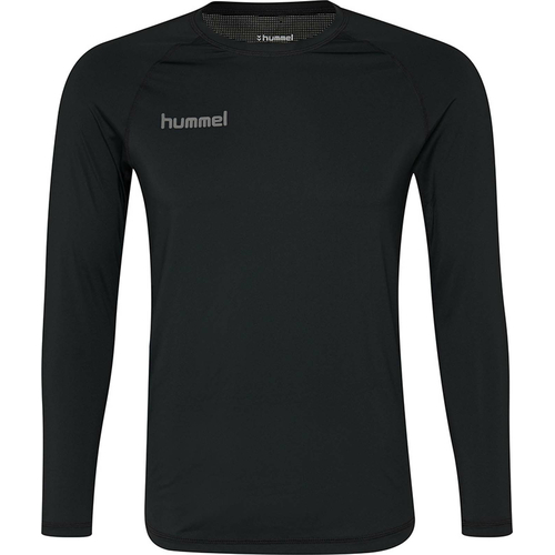 HUMMEL FIRST PERFORMANCE Funktions Jersey - Schwarz