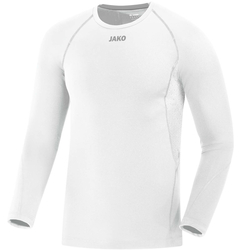JAKO Funktions Longsleeve COMPRESSION 2.0 - Weiss S