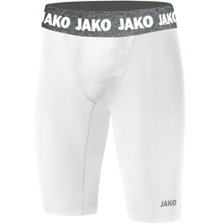 JAKO Funktionstight COMPRESSION 2.0 - Weiss