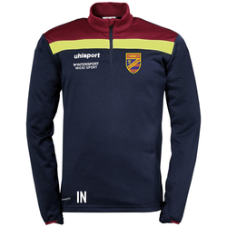 UHLSPORT OFFENSE 23 Zip Top (inkl. Bedruckung) -...