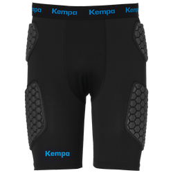 KEMPA HERREN Protection Shorts - Schwarz